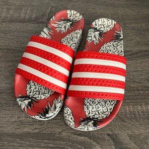 Adidas Adilette Womens Slide Sandal